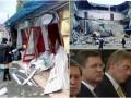 Итоги 11 октября: Обвал школы в Василькове, разгром МАФов в Киеве и спящий Песков