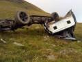 Двое киевлян на авто сорвались в ущелье на Закарпатье