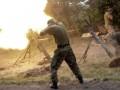 В Марьинке под обстрелом боевиков ранен мирный житель