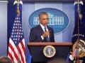 Обама обсудит внешнюю политику с конгрессменами