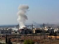 Войска Асада отбили у повстанцев часть района в восточном Алеппо