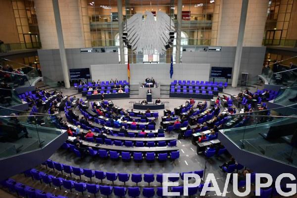 Немецкие депутаты надеются, что Бундестаг поддержит их план
