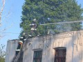 В Хмельницкой области горела школа