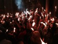Пасхальное чудо: в Иерусалиме сошел Благодатный огонь