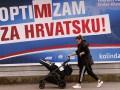 В Хорватии проходят выборы президента