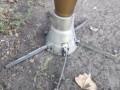 Под Луганском нашли российский реактивный гранатомет