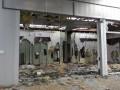 В Керчи разграбили автозаправочные станции Shell