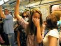 Киевское метро внезапно охватила эпидемия (ВИДЕО)