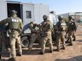 Спецслужбы Украины и Молдовы провели совместные учения
