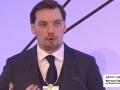 В Давосе Гончарук учил инвесторов говорить Слава Украине