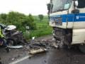В ДТП на Тернопольщине погибли рабочие Укрэнерго