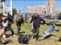 Суд за драку на гей-параде: одного арестовали, второго отпустили