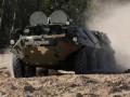 В Украине модернизировали БТР-60