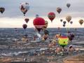 Мир с высоты: лучшие места для полетов на воздушном шаре