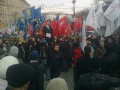 Партия регионов открестилась от митинга за евроинтеграцию под Радой