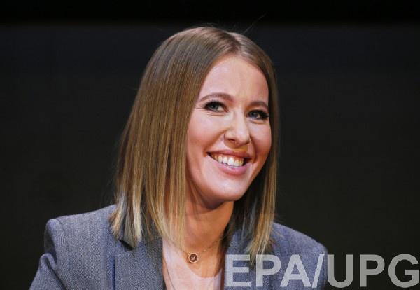 Пресс-секретарь Собчак считает шутку остроумной