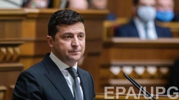 Зеленский отреагировал на решение КСУ