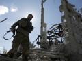 Сутки в АТО: один военный погиб