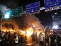 Акции в Ливане: полиция применила слезоточивый газ