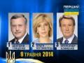 Дебаты 2014. Гриценко - Богомолец - Клименко