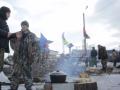 Блокада Донбасса: активисты заблокировали еще одно направление