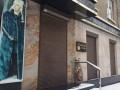 В Харькове возле бутика повесили труп овцы с распоротым животом