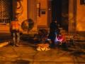 В центре Киева мужчина выпрыгнул с 5 этажа