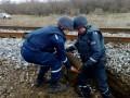 На ж/д дороге под Одессой нашли боеприпасы
