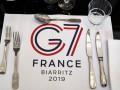 Во Франции завершается саммит G7