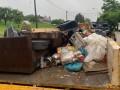 В Европе наводнения, есть жертвы