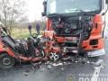 На Прикарпатье в ДТП легковушки с грузовиком погибли два человека