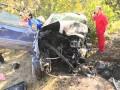 В Кривом Роге случилось ДТП, погибли три человека
