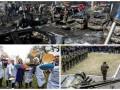 День в фото: теракт с Сирии, блины в Лондоне и спецназ в Киеве