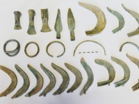 В Чехии собака нашла клад бронзового века