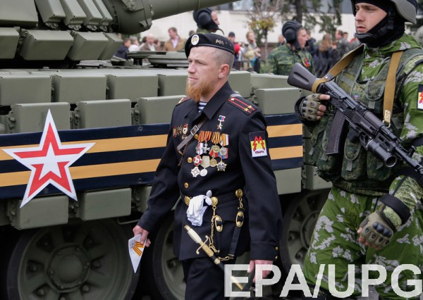 Моторола погиб в Донецке 16 октября