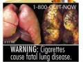 Суд в США признал незаконными страшные картинки на пачках сигарет