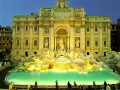 Туристы оставили в фонтане более полумиллиона евро