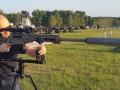 Аваков показал жилые модули и Кугуары  для Нацгвардии и Яценюка с винтовкой