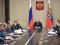После разговора с Порошенко Путин созвал Совбез РФ