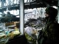 Донецкий аэропорт прикрывает тяжелая артиллерия – Генштаб