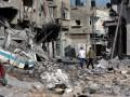 Более 1,5 тыс палестинцев погибли за время боев в секторе Газа