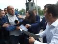 Пресс-секретарь Зеленского Мендель накинулась на журналиста