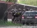 В Черкасской области спецназ штурмовал базу браконьеров