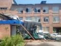 По Луганской области пронесся ураган: Сорвало крыши, выбило окна