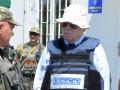 Представитель ОБСЕ посетил заложников в Донецке