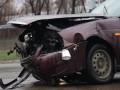 Возле Каравана в Киеве столкнулись ВАЗ и Alfa Romeo