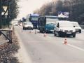 Проверки парализовали въезд в Киев: полиция просит терпеть