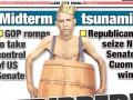 А король-то голый! Пресса высмеивает поражение Обамы и демократов в США