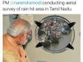 Премьер-министра Индии уличили в использовании фотошопа