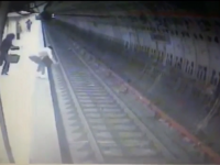 Убийство в метро Бухареста попало на видео